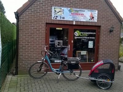 fietskar